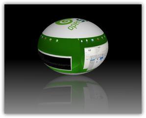 3D efekty | OpenSUSE 11