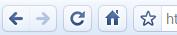 Tlačítko Domů v Chrome