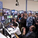 V LHC zažehnuto pravé fyzikální peklo. Půl milionu událostí během pár hodin