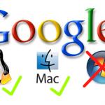 Google nechce používat Windows. Otázkou není proč, ale proč mu to trvalo tak dlouho