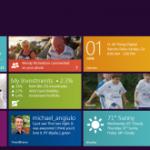 Střípky Windows 8, Microsoft si pouští pusu na špacír
