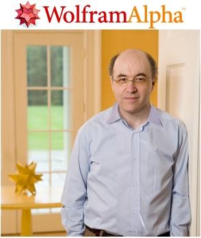 Stephen Wolfram - Wolfram Alpha (StephenWolfram.com, Koláž)