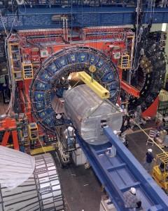 Detektor CDF, Tevatron, Fermilab