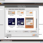 Ubuntu 9.10 Alpha 3 - změna vzhledu. Nová témata chybí...