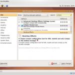 Instalace softwaru (Ubuntu 9.10 Alpha 3)