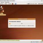 Instalace Ubuntu 9.10 Alpha 3