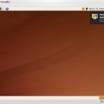 Prostředí Ubuntu 9.10 Alpha 3 - vylepšené oznamování událostí