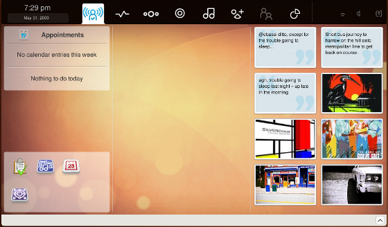 Ubuntu Moblin Remix