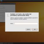 Stále nevzhledné oproti KDE 4. Velké, ploché, jednobarevné...